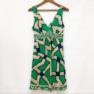 4 FOR $30 SALE   DVF V Neck Ophelia Tank Dress